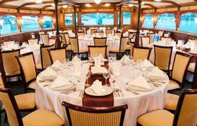Dunai hajós rendezvények, esküvők