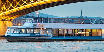 Dunai sétahajó bérlés Budapest